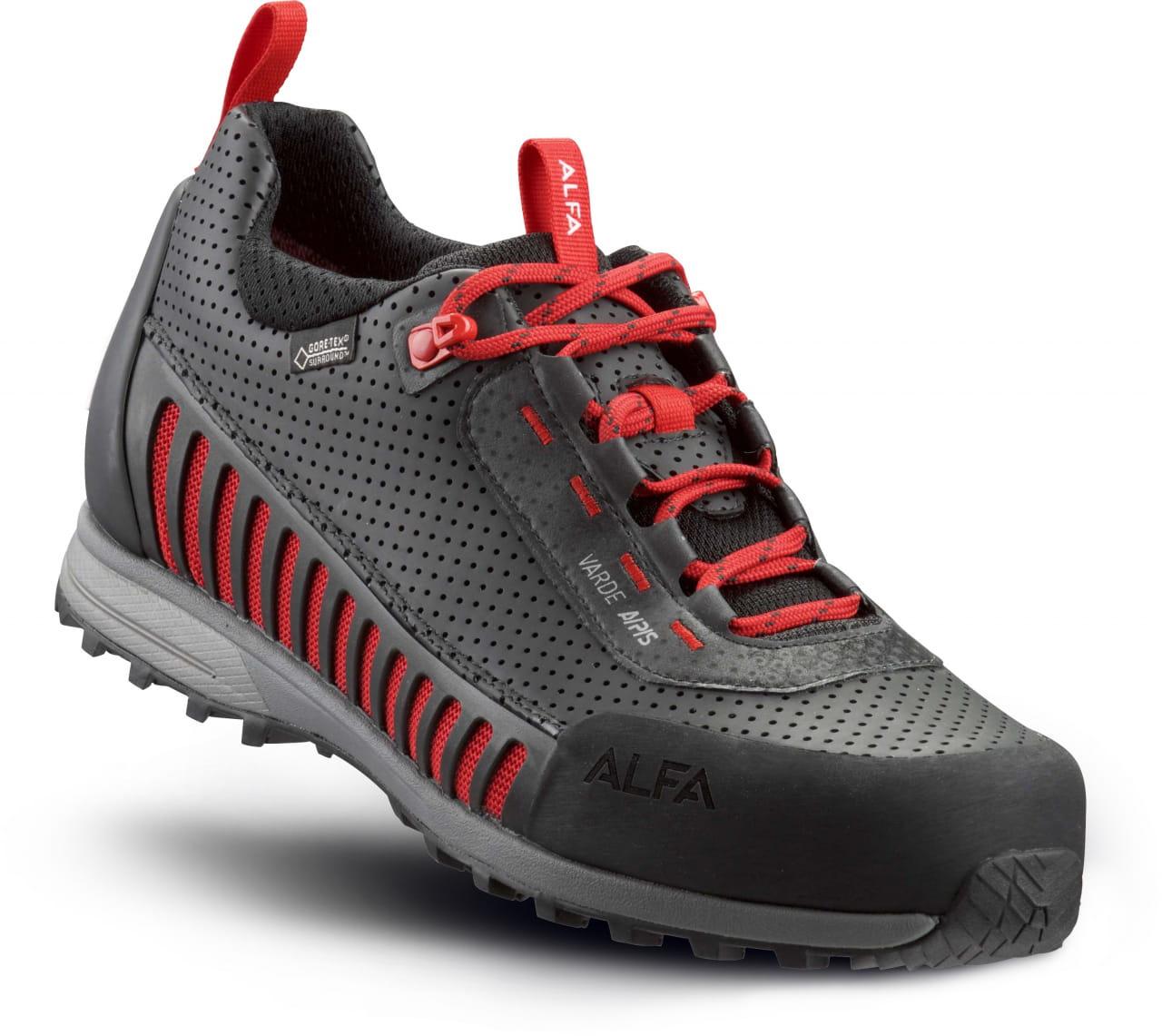 Pánska outdoorová obuv Alfa Varde A/P/S Gtx M