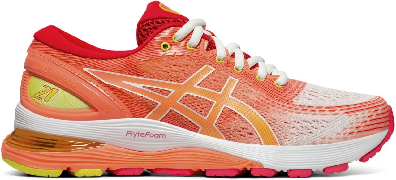 Asics Gel Nimbus 21 dámské běžecké boty