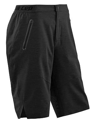 Šortky pro běžné nošení CEP Volnočasové šortky pánské černá