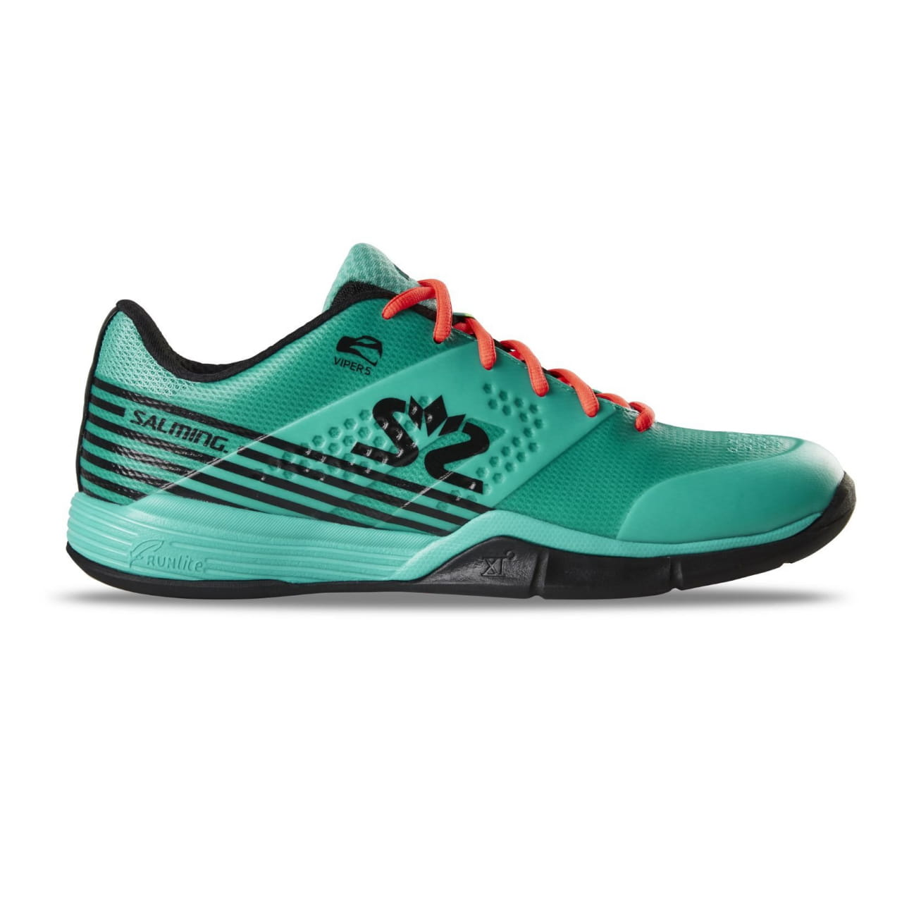 Halová obuv Salming Viper 5 Shoe Men Turquoise/Black