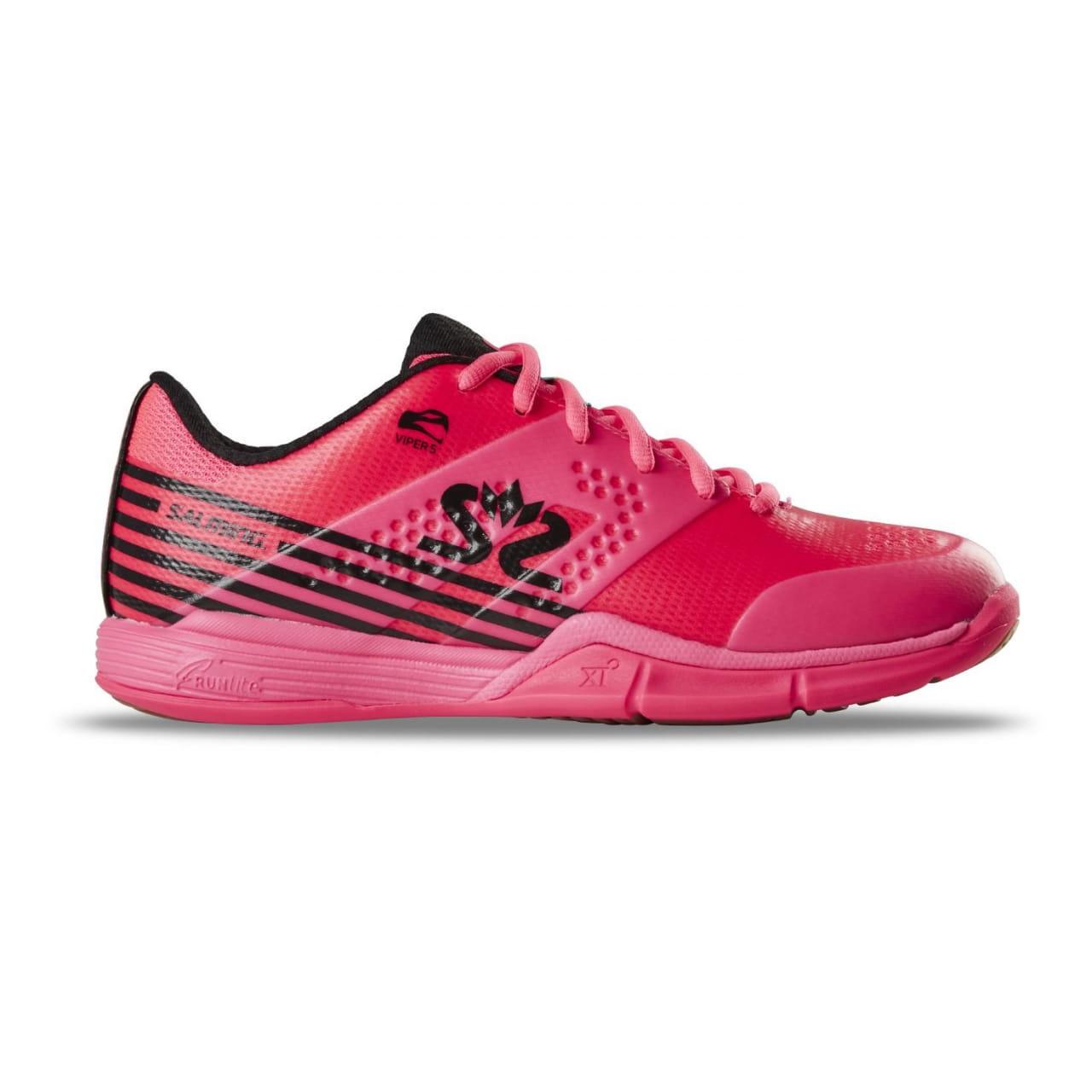 Halová obuv Salming Viper 5 Shoe Women Pink/Black