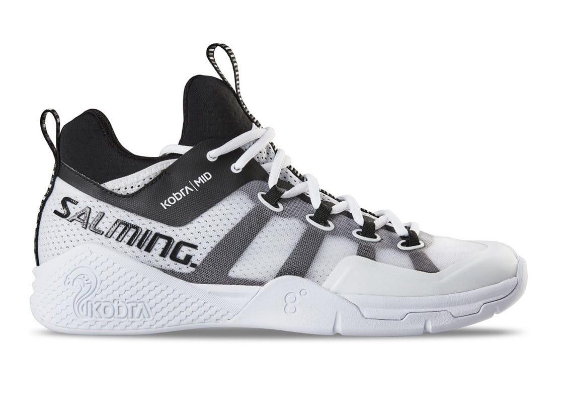Halová obuv Salming Kobra Mid 2 Shoe Men White/Black