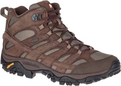 Pánská outdoorová obuv Merrell Moab 2 Smooth Mid WTPF