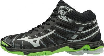 Unisexová volejbalová obuv Mizuno Wave Voltage Mid