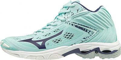 Dámská volejbalová obuv Mizuno Wave Lightning Z5 Mid