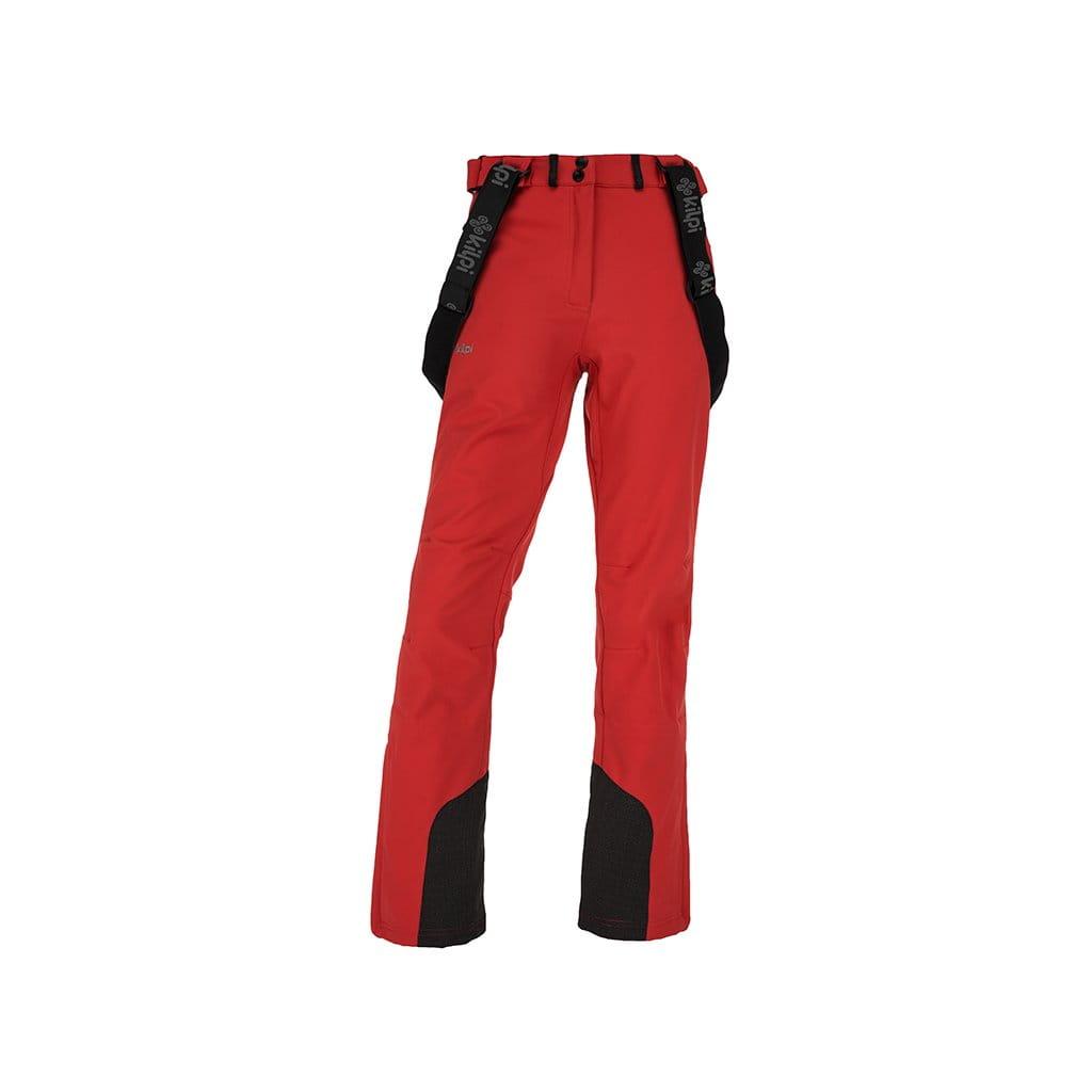 Kalhoty Kilpi Rhea Červená