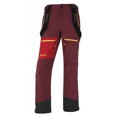 Kalhoty Kilpi Keku Tmavě Červená