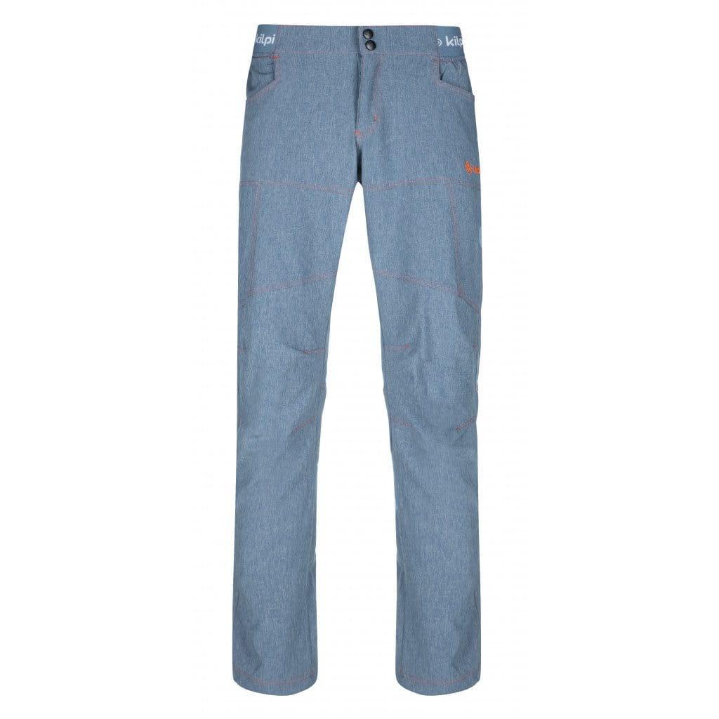 Kalhoty Kilpi Takaka Modrá