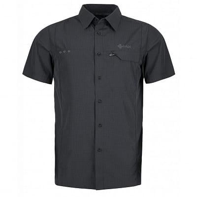 Košile Kilpi Bombay Tmavě Šedá