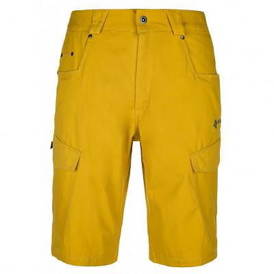 Kraťasy Kilpi Breeze Žlutá