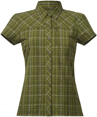 Dámska košeľa Bergans Langlo Lady Shirt SS