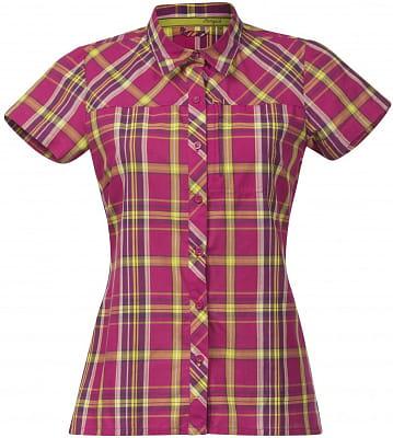 Dámská košile s krátkým rukávem Bergans Marstein Lady Shirt Ss