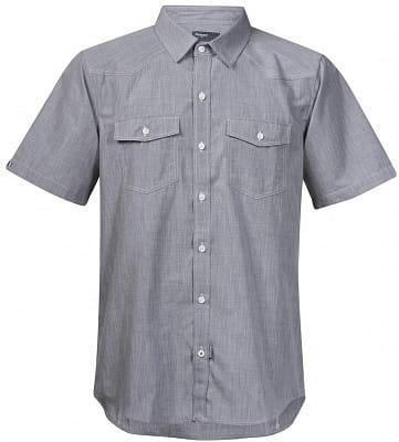 Pánska pohodlná športová košeľa Bergans Justøy Shirt SS