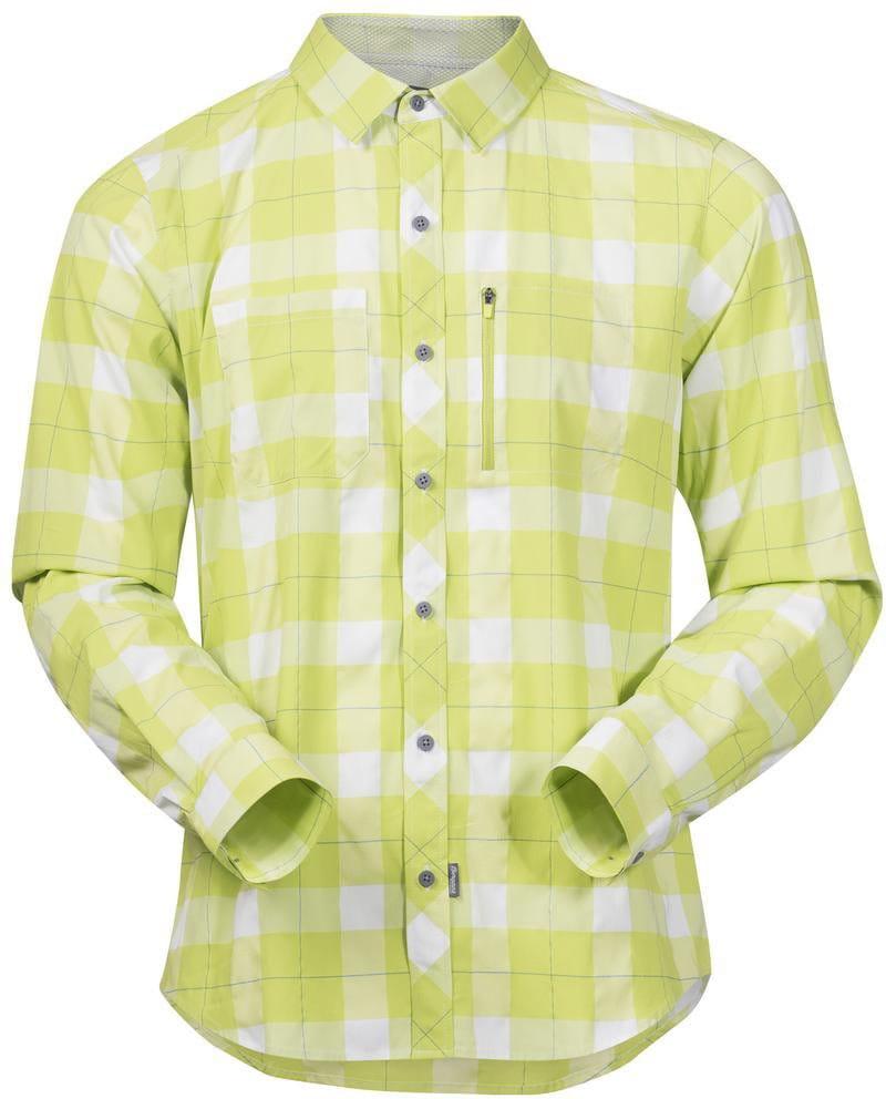 Pánská stylová prodyšná košile Bergans Jondal Shirt LS