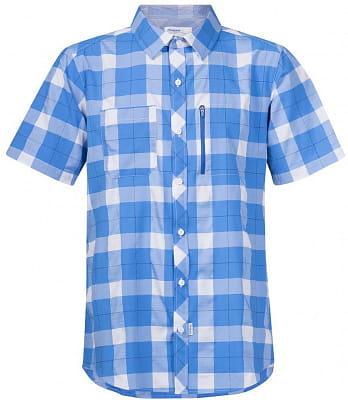 Pánska štýlová priedušná košeľa Bergans Jondal Shirt SS