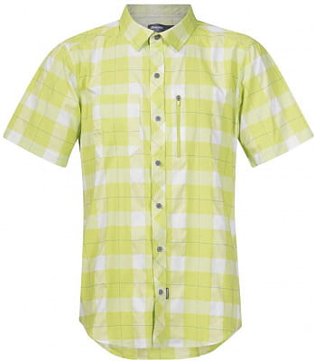 Pánská stylová prodyšná košile Bergans Jondal Shirt SS