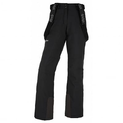 Kalhoty Kilpi Elare Černá