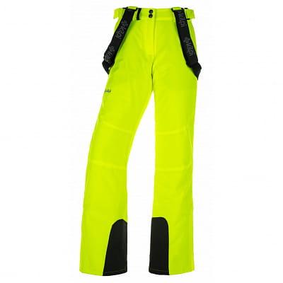 Kalhoty Kilpi Elare Žlutá