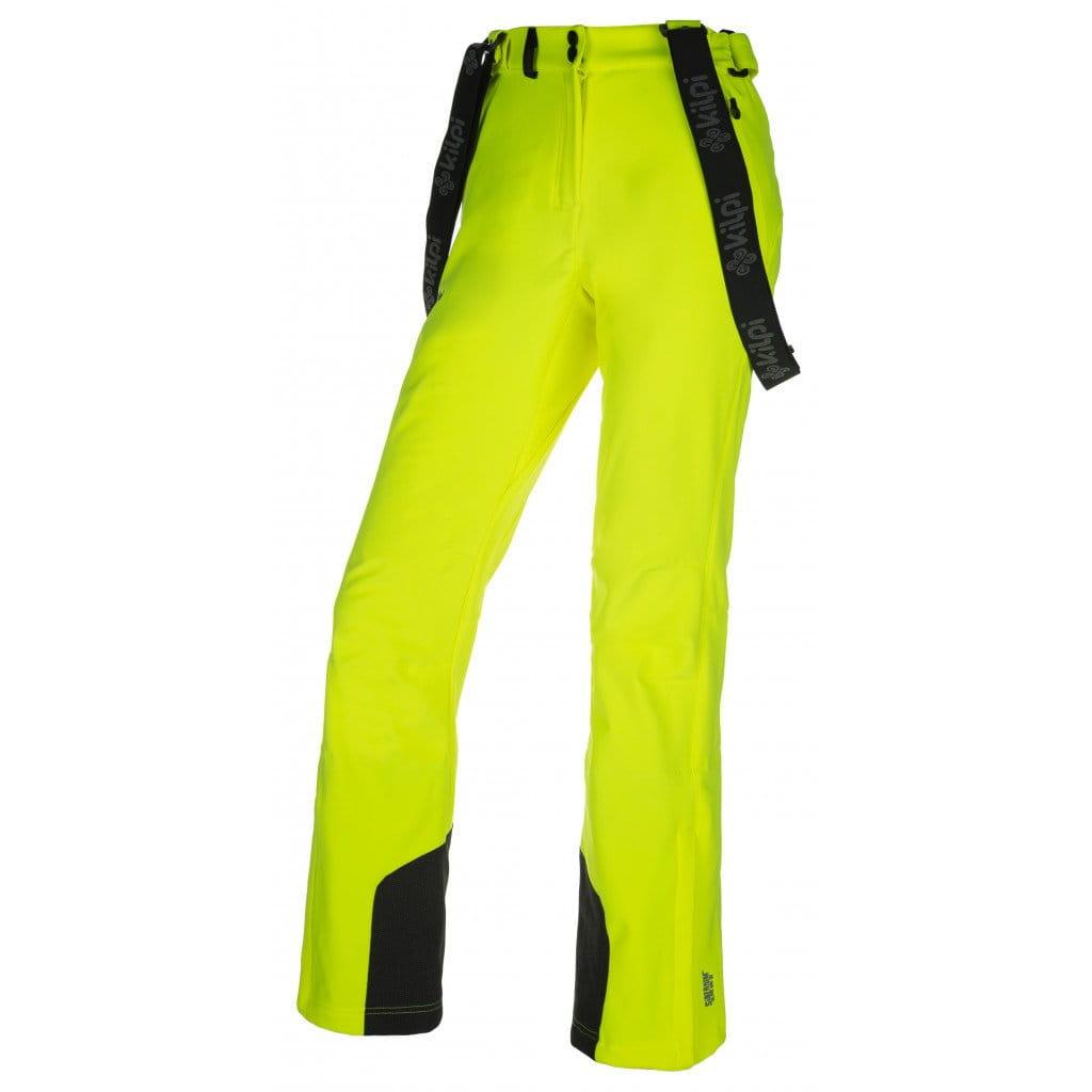 Kalhoty Kilpi Rhea Žlutá