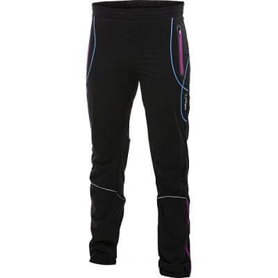 Kalhoty Craft W Kalhoty PXC High Function černá s fialovou