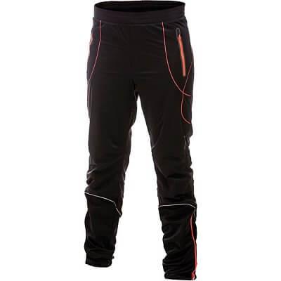 Kalhoty Craft W Kalhoty PXC High Function černá s oranžovou