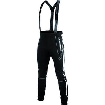Kalhoty Craft Kalhoty PXC High Function Full Zip černá s bílou