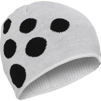 Čepice Craft Čepice PXC Light 6 Dots bílá
