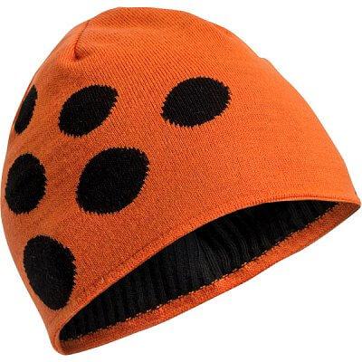 Čepice Craft Čepice PXC Light 6 Dots oranžová