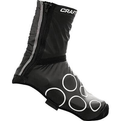 Craft Návleky na boty Bike Rain černá