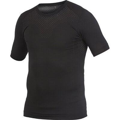 Trička Craft Triko Seamless krátký rukáv černá