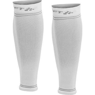 Kompresní návleky Craft Návleky Body Control bílá