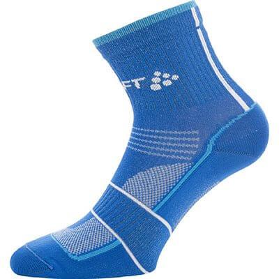 Ponožky Craft Ponožky Grand Tour Bike modrá