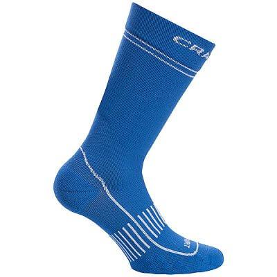 Ponožky Craft Podkolenky Body Control modrá