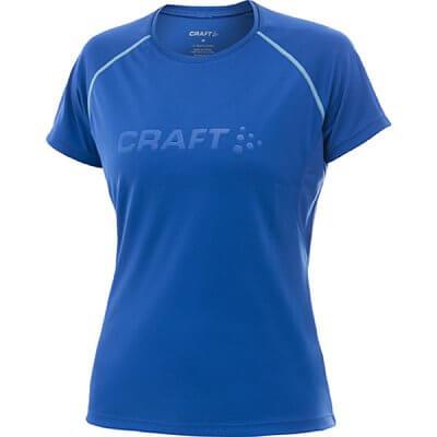 Trička Craft W Triko AR modrá