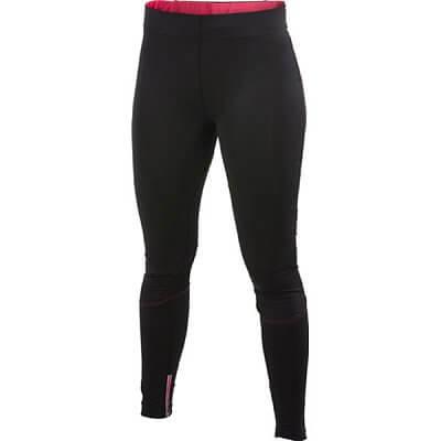Kalhoty Craft W Kalhoty PR Tights černá s růžovou