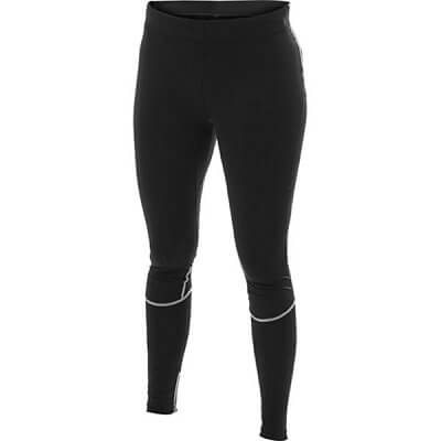 Kalhoty Craft W Kalhoty PR Tights černá s bílou