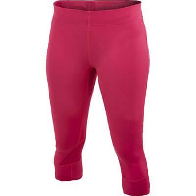 Kalhoty Craft W Kalhoty PR Capri růžová