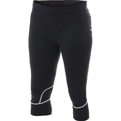 Kalhoty Craft W Kalhoty PR Capri černá s bílou