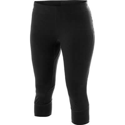 Kalhoty Craft W Kalhoty PR Capri černá