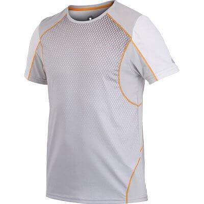 Trička Craft Triko PR Sublimated šedá s oranžovou