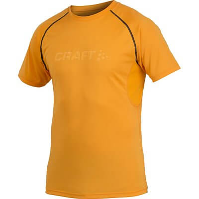 Trička Craft Triko Prime oranžová