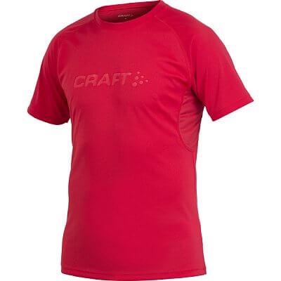 Trička Craft Triko Prime červená