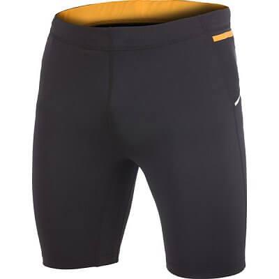 Craft Kalhoty Trail Fitness černá s oranžovou