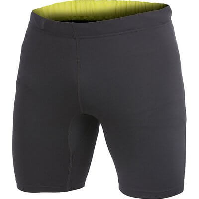 Kraťasy Craft Kalhoty Prime Fitness černá se žlutou