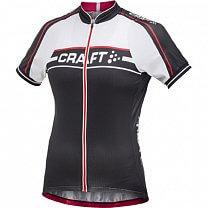 Craft W Cyklodres PB Grand Tour černá s červenou