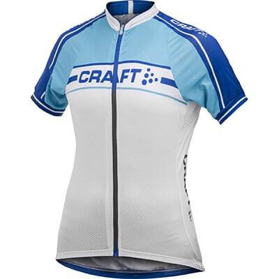 Trička Craft W Cyklodres PB Grand Tour modrá