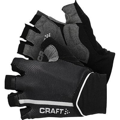 Craft Cyklorukavice Puncheur černá