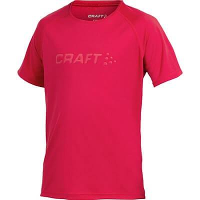 Craft Triko Run červená