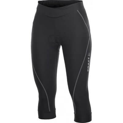 Kalhoty Craft W Cyklokalhoty AB Knickers černá
