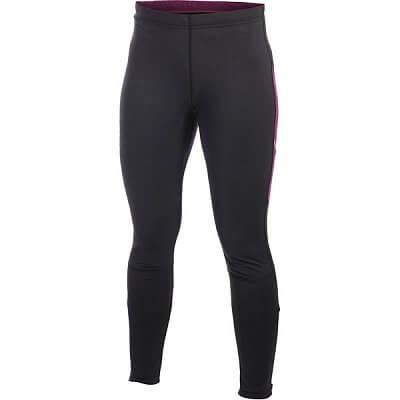 Kalhoty Craft W Kalhoty PR Thermal Tights černá s fialovou